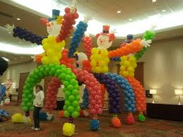 circus balloon the party s here world balloon convention 2012 circus