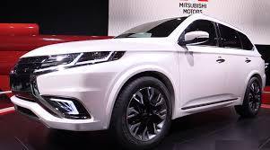 outlander mitsubishi 2016 outlander mitsubishi to show new design language
