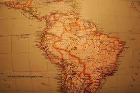 World Map Of South America by A Neat Map Of South America From 1904 South American Energy Markets