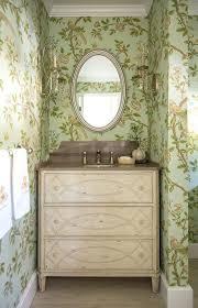Vanity Powder Room Powder Room Vanity Installing A Completed Diy Powder Room Vanity