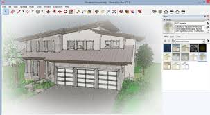 how to design a house in sketchup sketchup artists styles part 1 download free styles daniel tal
