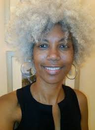 how to wear short natural gray hair for black women natural hair styles for woman of color with salt and pepper short