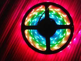 5v digital lpd8806 ic rgb 5050 led light