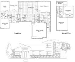small efficient home floor plans