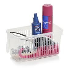 Wilkinson Bathroom Storage Wilko Storage Basket With Carry Handle At Wilko