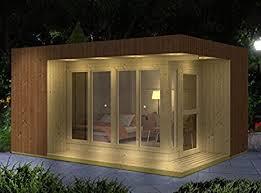 amazon com allwood garden house kit arlanda sale ends 12 24