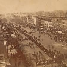 a closer look the frigid second inauguration of ulysses s grant