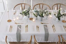 wedding table settings wedding table setting stylizimo
