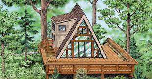 a frame house designs large a frame house plans