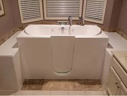 Walk In Bathtubs With Shower Walk In Tubs By Theratub Best Usa Design Price Safety And Warranty
