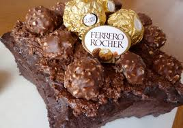 ferrero rocher cake recipe the answer is cake