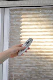 electric conservatory blinds remote control thomas sanderson