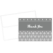 thank you cards wedding bridal shower birthday and more