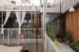 hhf architects u0027 renovated a group of crumbling buildings to help