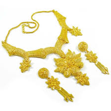 earring necklace sets cheap images Cheap real gold jewellery sets find real gold jewellery sets jpg