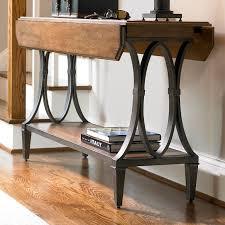 Drop Leaf Console Table Pennsylvania House Furniture 173803 Alfresco Drop Leaf Console