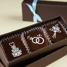 wedding chocolates custom boxed truffles wedding favors wedding favor chocolates