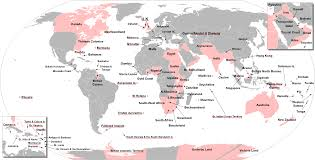 Mongol Empire Map British Empire Abagond