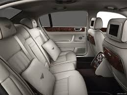 bentley flying spur 2007 bentley continental flying spur speed interior rear seats