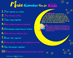 ramadan for kids hold ramadan competitions for children