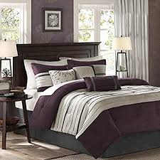 Plum Bed Set Park Palmer Comforter Set Plum Home