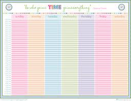 free printable planner online schedule planner online gidiye redformapolitica co