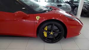 ferrari dealership inside ferrari dealer in las vegas fiat world test drive