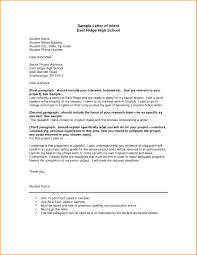 letter of intent for nursing example best template