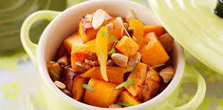patate douce cuisine patate douce au four facile et pas cher recette sur cuisine