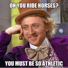 Horse Riding Meme - horse riding meme annesutu