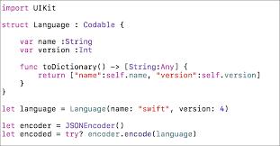 Sample Resume For Encoder by Encoding And Decoding In Swift 4 U2013 Mohammad Azam U2013 Medium
