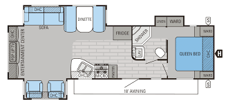 type b motorhome floor plans 2015 eagle travel trailers floorplans u0026 prices jayco inc