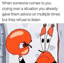Advice Memes - refuse to listen russian memes