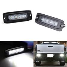 mount 20w cree led backup or driving pod lights for car suv truck