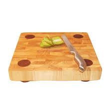 planche de cuisine épais en bois massif planche à découper bloc de coupe planche à