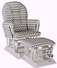 Chevron Armchair Nursing Chair Ebay