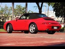 97 porsche 911 for sale 1997 porsche 911 tiptronic cabriolet for sale in miami fl