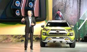 toyota dealership in los angeles toyota wades again in crossover waters with ft ac concept