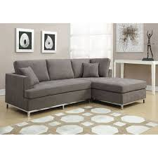 Chenille Sectional Sofa Sofa Grey L Shaped Sofa Chenille Sectional Sofa Large Grey