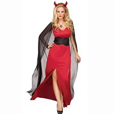 Halloween Costume Devil Woman Cheap Women Halloween Costumes Aliexpress