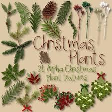 christmas plants second marketplace fud christmas plants texture pack