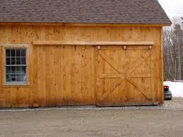 Barn Garage Doors Vermont Country Builders Vermont Car Barns