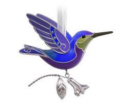 2015 beauty of birds hummingbird repaint hallmark keepsake