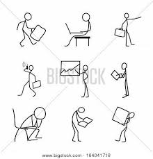 stick people images stock photos u0026 illustrations bigstock