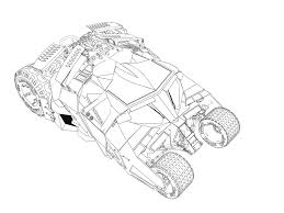 batman car drawing how to draw the bat tumbler 28 images batmobile coloring pages