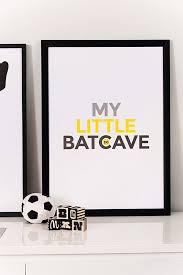 Best Batman Wall Art Ideas On Pinterest Batman Room Batman - Kid room wall art