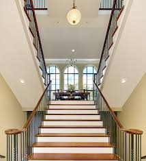 Decorating Staircase by Stunning Iron Balusters Decorating Ideas