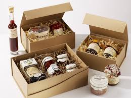 wholesale kraft medium gift boxes no ribbon from foldabox