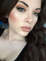 love this something diffe i want to try same plexion same hair color same eye color eyebrow makeup tips