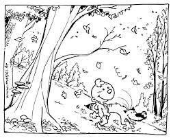 dessin automne lewismasonic